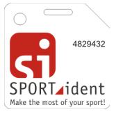 Sport Ident P. Card