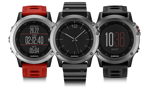 Reloj Outdoor GARMIN FENIX 3