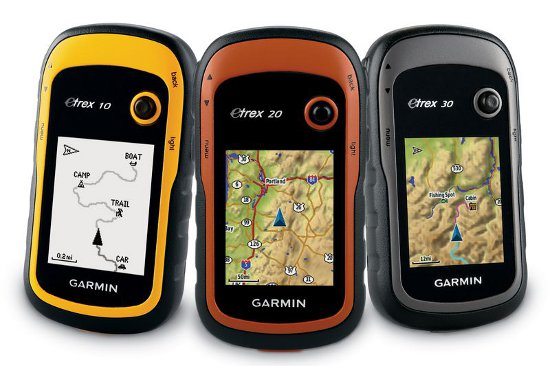 GPS GARMIN ETREX