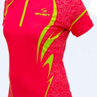 Camiseta SIVEN fenix rosa para mujer