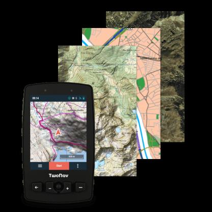 GPS Two Nav - Aventura 2 - Tienda de Orientación Canarias